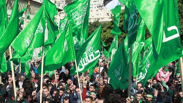 Hamas'tan Filistin yönetimine 'barış sürecini sonlandırma' çağrısı