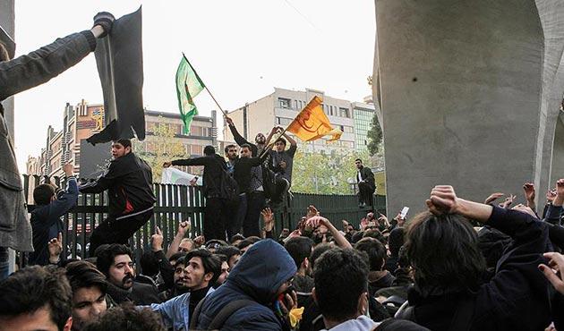 İran'daki gösterilerde hayatını kaybedenlerin sayısı 23'e yükseldi