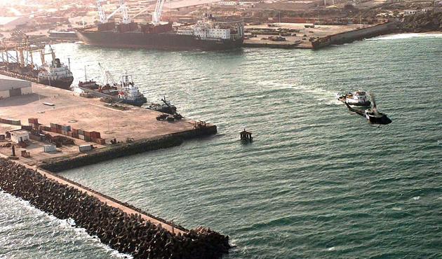 Mogadişu Limanı'nın geliştirilmesi projesi başladı