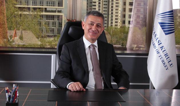 SPK Başkanı Ertaş görevinden ayrıldı