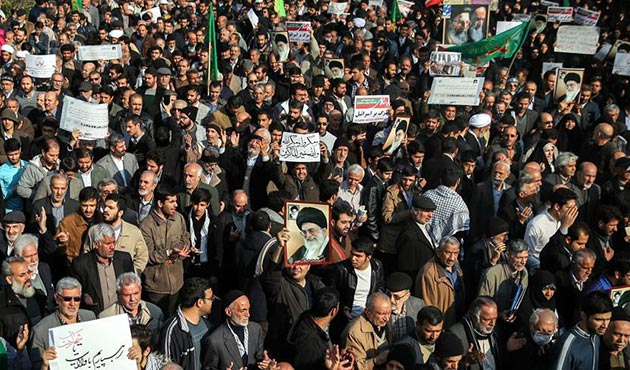 İran'da 'rejim karşıtı gösteriler sonlandırıldı' iddiası