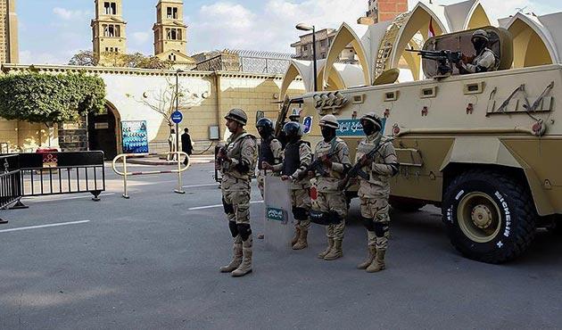 Mısır OHAL'i 3'üncü kez uzattı
