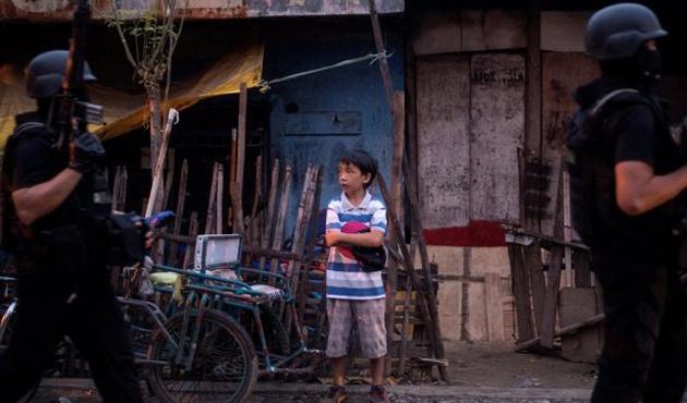 Filipinler'de havan mermisi patladı: 8 ölü