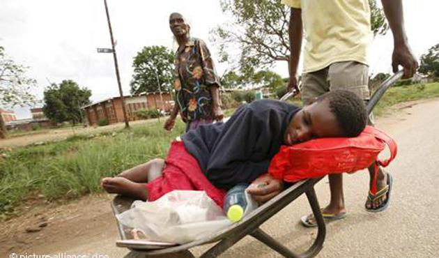 Zambiya'daki kolera salgını