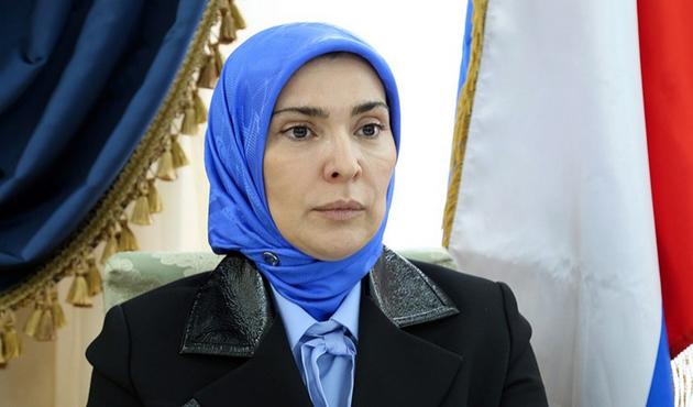 Rusya'da Müslüman kadının başkanlık adaylığına ret