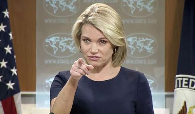 ABD sözcüsünden Münbiç açıklaması