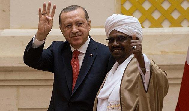 Türkiye-Sudan İşbirliği Yürütme Komitesi kurulacak