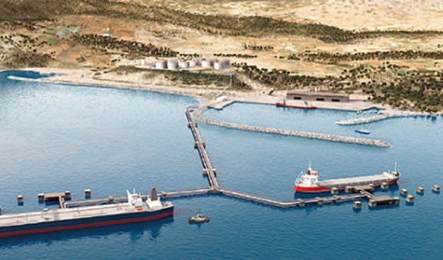 G.Kıbrıs Vasiliko limanını özelleştirecek