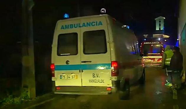 Portekiz'de binada yangın: 8 ölü