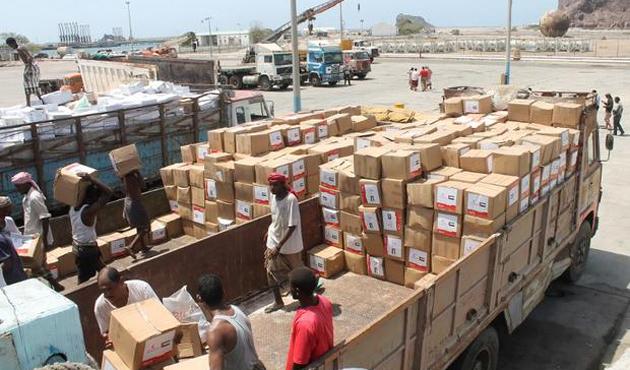 Yemen'de Husilerin 'gıda yardımlarını sattığı' iddiası
