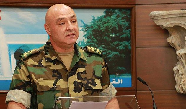 Lübnan Genelkurmay Başkanı Avn: İsrail saldırısını karşılamaya hazırız