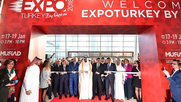 Türk şirketlerinden Katar'a çıkarma