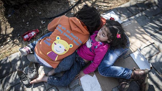 Belçika'daki sığınmacı çocukların 'kabul' çilesi