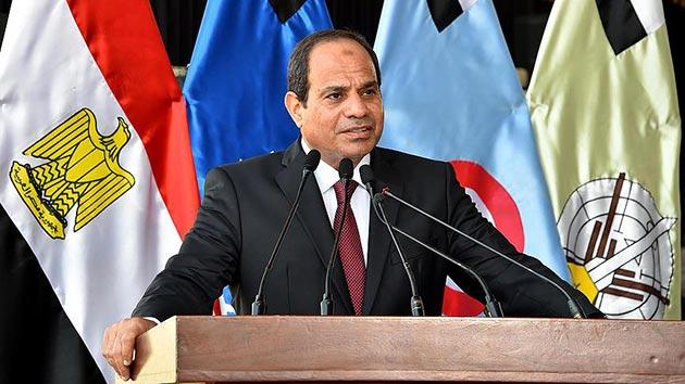 Sisi Cumhurbaşkanlığı için yeniden aday