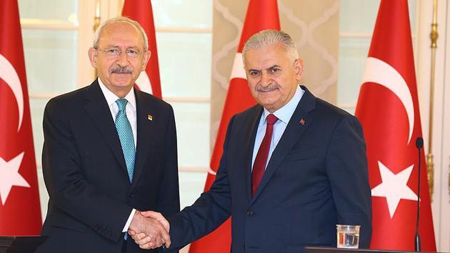 Çankaya'daki Yıldırım-Kılıçdaroğlu görüşmesi sona erdi