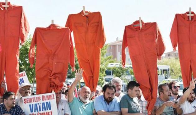 Darbe ve terör suçlularının giyeceği 'tek tip kıyafetler' Silivri'de