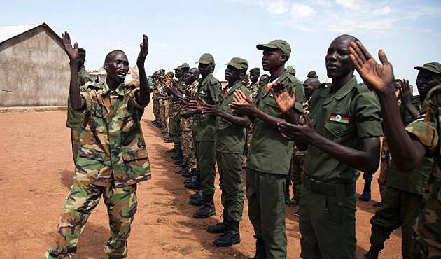 Güney Sudan'da ateşkes izleme heyetine serbest geçiş hakkı