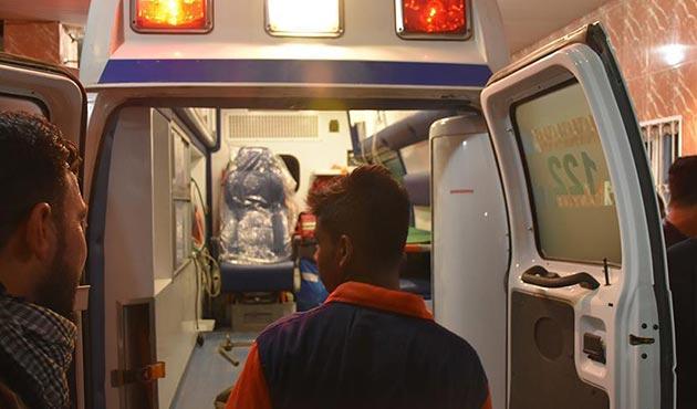 Kerkük'te bombalı araç saldırısı