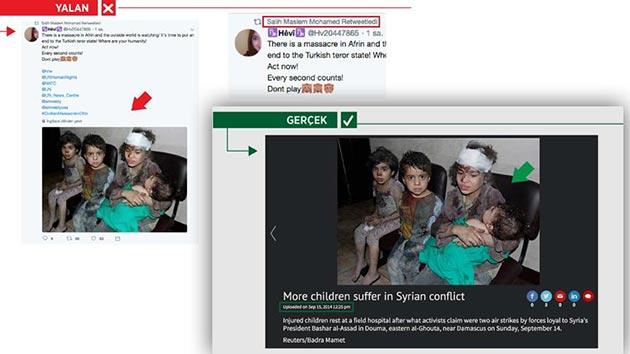 Salih Müslim, Afrin için 'kara propaganda' yapmaya çalışırken rezil oldu