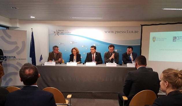 Kosova CEFTA Başkanlığını Üstlendi