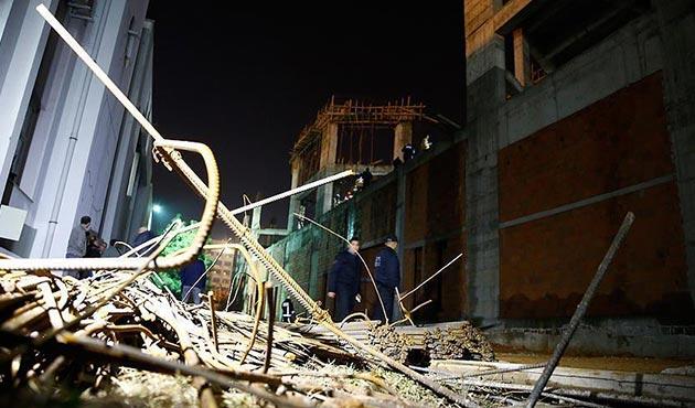 Manisa'da termik santral inşaatında kaza: 1 ölü, 1 yaralı