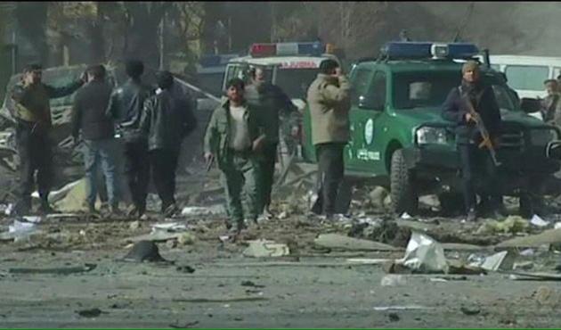 NATO'dan Afganistan'daki terör saldırısına kınama