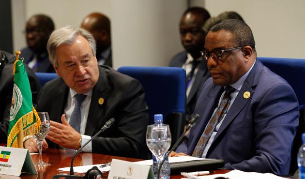 Guterres'ten Güney Sudanlı siyasilere ağır eleştiri