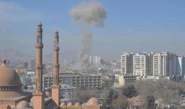 Afganistan'daki patlamada ölü sayısı 95'e çıktı