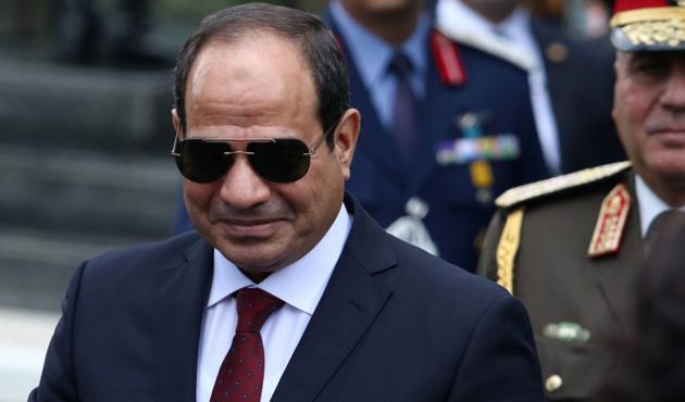 Mısır'da tek aday Sisi yeniden 'cumhurbaşkanı' seçildi!