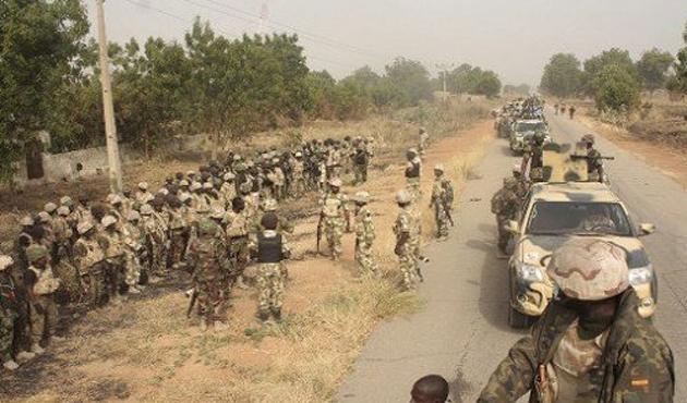 Nijerya'da Boko Haram'a operasyon: 7 ölü