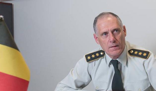 Belçika eski istihbarat başkanı için YPG'ye destek iddiası