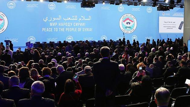 Suriye muhalefeti Soçi'de temsil yetkisini Türkiye'ye verdi