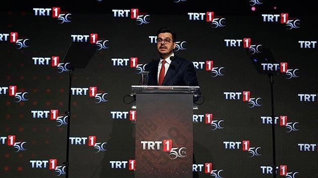 TRT Genel Müdürü İbrahim Eren'den 50. yıl mesajları