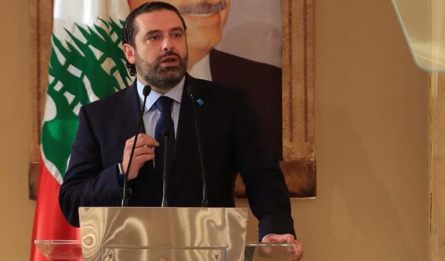 Hariri Suudi Arabistan'a gitti