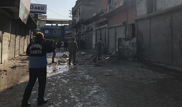 PYD/PKK'nın Reyhanlı'ya roketli saldırılarında 2 kişi hayatını kaybetti