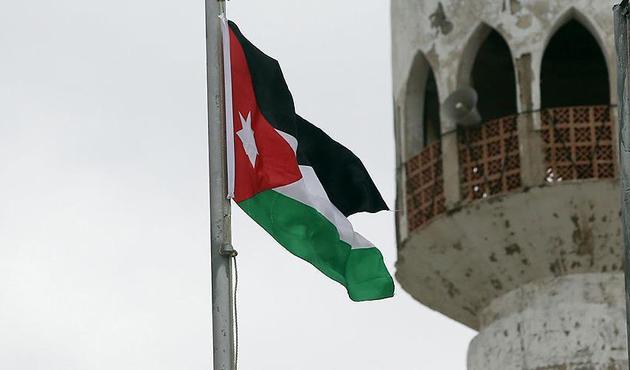 Ürdün'den üçlü zirveye destek