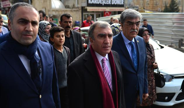 MHP Genel Başkan Yardımcısı Kilis'te