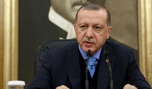 Cumhurbaşkanı Erdoğan'dan CHP kongresi için 'ince' mesaj