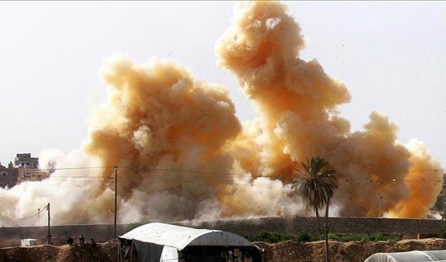 Sina Yarımadası'nda güvenlik güçlerine bombalı saldırı