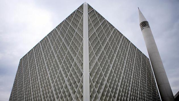 Slovenya'nın minareli tek camisi açılışa hazırlanıyor