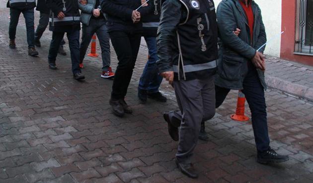 Antalya'da FETÖ'ye yönelik operasyonda 25 gözaltı