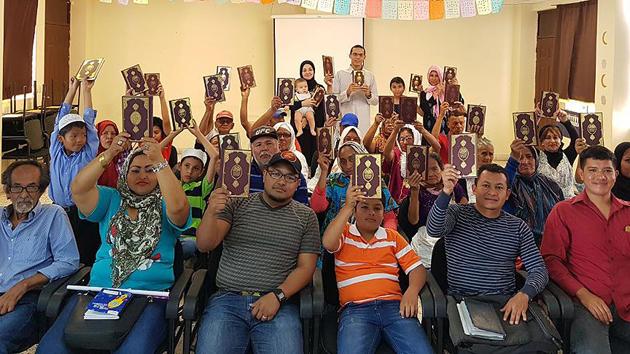 TDV'den İspanyolca Kur'an-ı Kerim meali