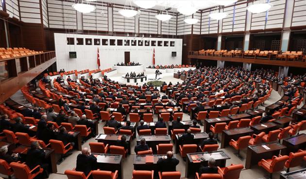 Meclis bu hafta da yoğun mesai yapacak