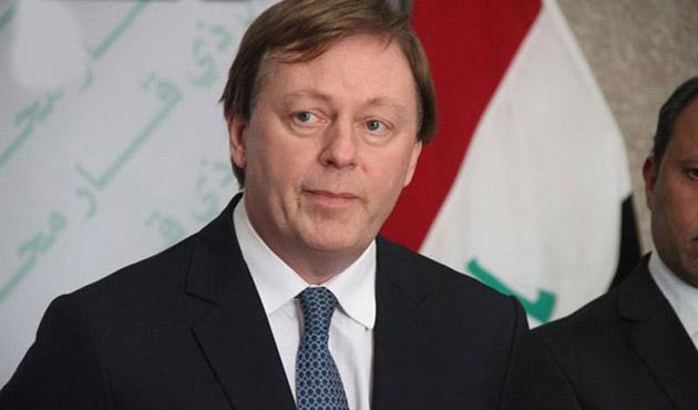 İngiltere'nin Libya Büyükelçisi Baker oldu