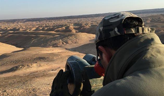 Irak'ta DEAŞ'ın sözde Enbar sorumlusu yakalandı