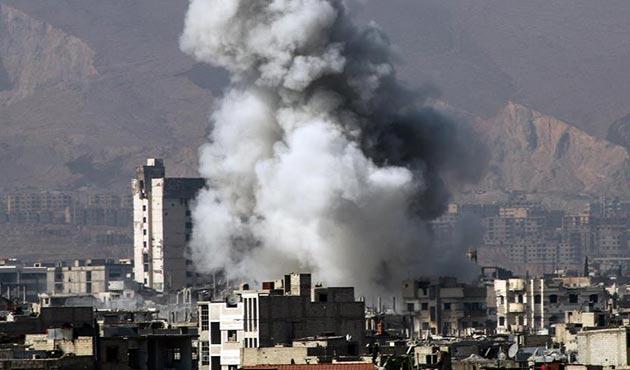 BM: Esad ve destekçileri bir haftada 277 sivili öldürdü