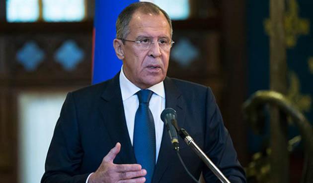 Lavrov: AB, ABD'ye bağlı kalıp kalmayacağına karar vermeli