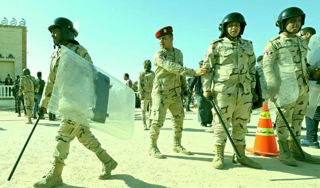 Mısır'ın, Sina'daki gözaltı dalgası devam ediyor