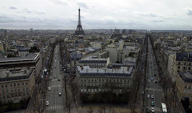 Paris'te yılbaşından beri 18 evsiz öldü