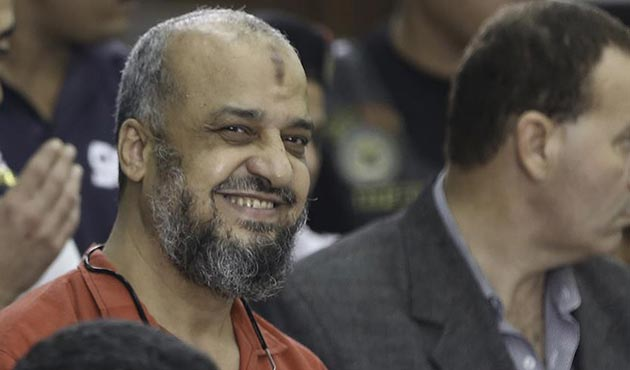 Mısır mahkemesinden Biltaci'nin 'gülüşü'ne hapis cezası